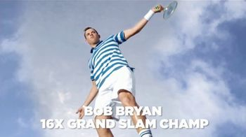Izod Advantage Performance TV Spot, 'Slow Motion' Featuring Bob Bryan - Thumbnail 4