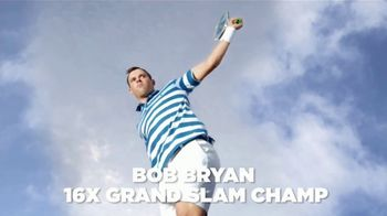 Izod Advantage Performance TV Spot, 'Slow Motion' Featuring Bob Bryan - Thumbnail 5