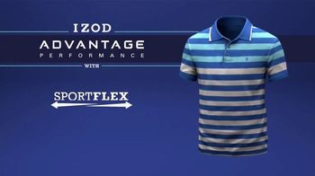 Izod Advantage Performance TV Spot, 'Slow Motion' Featuring Bob Bryan - Thumbnail 7