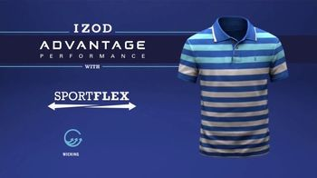 Izod Advantage Performance TV Spot, 'Slow Motion' Featuring Bob Bryan - Thumbnail 8