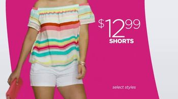 JCPenney Summer Fashion Stock-Up TV Spot, 'Whites and Brights' - Thumbnail 5