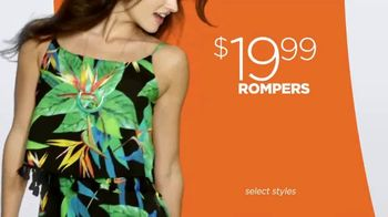 JCPenney Summer Fashion Stock-Up TV Spot, 'Whites and Brights' - Thumbnail 7