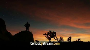 CuriosityStream TV Spot, 'Long Live the Curious' - Thumbnail 1