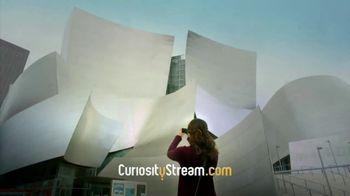 CuriosityStream TV Spot, 'Long Live the Curious' - Thumbnail 3