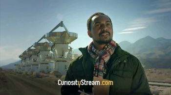 CuriosityStream TV Spot, \'Long Live the Curious\'