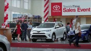 Toyota Time Sales Event TV Spot, 'RAV4 Camping: Final Days' [T2] - Thumbnail 1