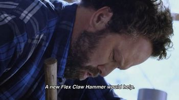 Craftsman Flex Claw Hammer TV Spot, 'Understanding Dads' - 115 commercial airings