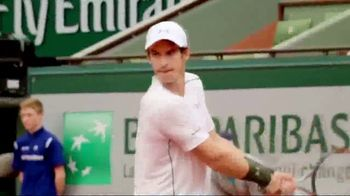 TENNIS.com TV Spot, '2017 Roland Garros' - Thumbnail 5