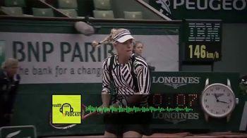 TENNIS.com TV Spot, '2017 Roland Garros' - Thumbnail 7