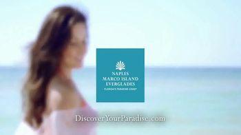 Florida's Paradise Coast TV Spot, 'White Sand Beaches' - Thumbnail 3