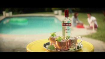 Smirnoff Triple Distilled Vodka TV Spot, 'Blue World' Feat. Chrissy Teigen - Thumbnail 7