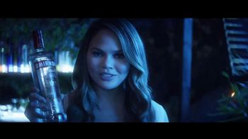 Smirnoff Triple Distilled Vodka TV Spot, 'Blue World' Feat. Chrissy Teigen