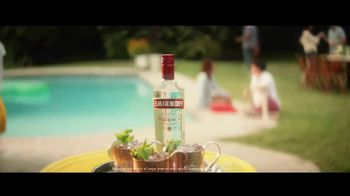 Smirnoff Triple Distilled Vodka TV Spot, 'Blue World' Feat. Chrissy Teigen - Thumbnail 6