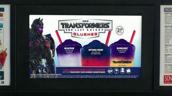 Sonic Drive-In Slushes TV Spot, 'VH1: Transform Your Summer Sweepstakes' - Thumbnail 1