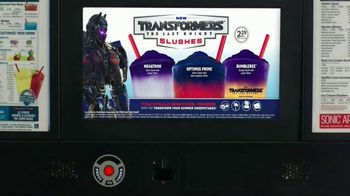 Sonic Drive-In Slushes TV Spot, 'VH1: Transform Your Summer Sweepstakes' - Thumbnail 2