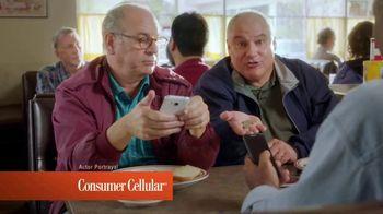Consumer Cellular TV Spot, 'Change: Plans $10+ a Month' - Thumbnail 1