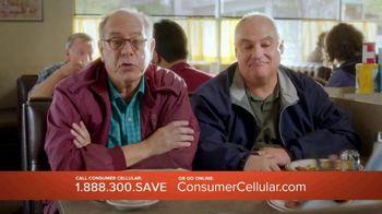 Consumer Cellular TV Spot, 'Change: Plans $10+ a Month' - Thumbnail 4