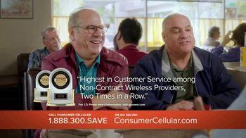 Consumer Cellular TV Spot, 'Change: Plans $10+ a Month' - Thumbnail 5