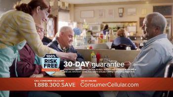 Consumer Cellular TV Spot, 'Change: Plans $10+ a Month' - Thumbnail 6