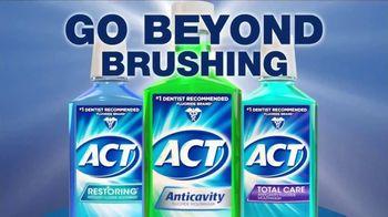 ACT Mouthwash TV Spot, 'Beyond Brushing' - Thumbnail 9