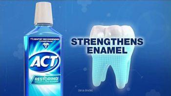 ACT Mouthwash TV Spot, 'Beyond Brushing' - Thumbnail 5