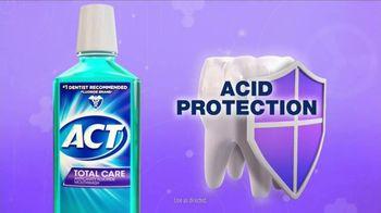 ACT Mouthwash TV Spot, 'Beyond Brushing' - Thumbnail 6