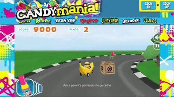 Candymania.com TV Spot, 'Despicable Me 3: Despicable Drivers!' - Thumbnail 8