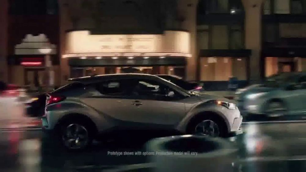 Toyota Commercial Song >> 2018 Toyota C-HR TV Commercial, 'Rapunzel' [T1] - iSpot.tv