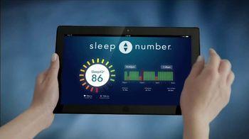 Sleep Number Semi-Annual Sale TV Spot, 'Temperature Balance' - Thumbnail 5
