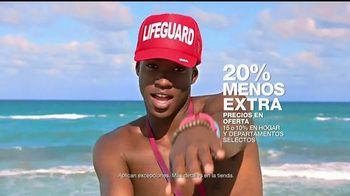 Macy's Venta de Verano TV Spot, 'Mejores marcas' [Spanish] - Thumbnail 3