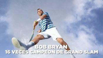 Izod Advantage Performance Polo TV Spot, 'La polo' con Bob Bryan [Spanish] - Thumbnail 1