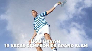 Izod Advantage Performance Polo TV Spot, 'La polo' con Bob Bryan [Spanish] - Thumbnail 2