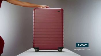 Away Luggage TV Spot, 'Something New' - Thumbnail 4