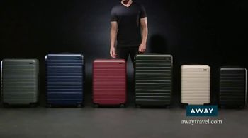 Away Luggage TV Spot, 'Something New' - Thumbnail 5