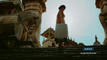 Away Luggage TV Spot, 'See More of Everything: Jaipur' - Thumbnail 1