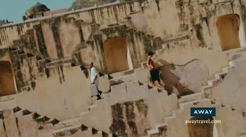 Away Luggage TV Spot, 'See More of Everything: Jaipur' - Thumbnail 2