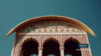 Away Luggage TV Spot, 'See More of Everything: Jaipur' - Thumbnail 3