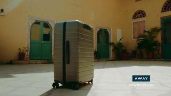Away Luggage TV Spot, 'See More of Everything: Jaipur' - Thumbnail 6