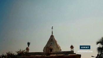 Away Luggage TV Spot, 'See More of Everything: Jaipur' - Thumbnail 7