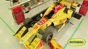 Butterball TV Spot, 'The Victory Lap Sandwich' Featuing Ryan Hunter-Reay - Thumbnail 1