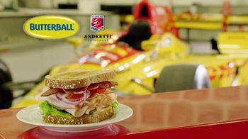 Butterball TV Spot, 'The Victory Lap Sandwich' Featuing Ryan Hunter-Reay - Thumbnail 7