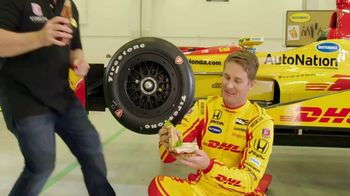 Butterball TV Spot, 'The Victory Lap Sandwich' Featuing Ryan Hunter-Reay