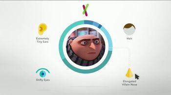 23andMe TV Spot, 'Despicable Me 3: Gru's Genetic Journey' - Thumbnail 4