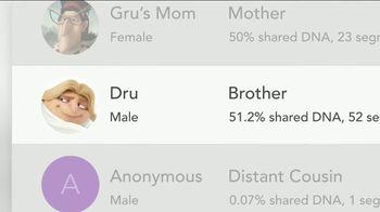 23andMe TV Spot, 'Despicable Me 3: Gru's Genetic Journey' - Thumbnail 7