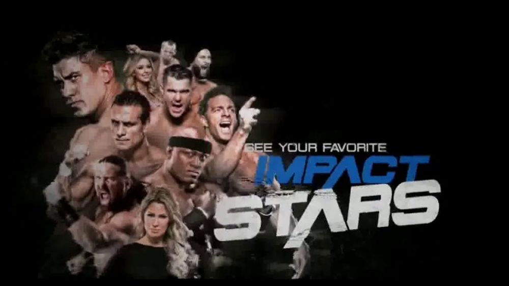 2017 Impact Live TV Commercial, 'Meet Your Favorite Superstars'
