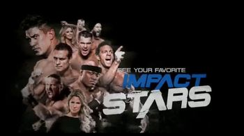 2017 Impact Live TV Spot, 'Meet Your Favorite Superstars' - 3 commercial airings