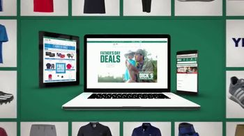 Dick's Sporting Goods Father's Day Deals TV Spot, 'Apparel and Gear' - Thumbnail 7