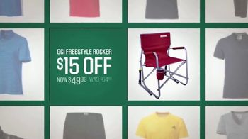 Dick's Sporting Goods Father's Day Deals TV Spot, 'Apparel and Gear' - Thumbnail 5