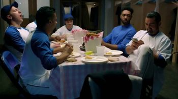 Common Sense Media TV Spot, 'Phone or Food' Featuring Adrian Gonzalez - Thumbnail 5