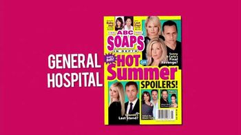 ABC Soaps In Depth TV Spot, 'General Hospital: Summer Preview'